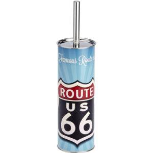 Escobilla para el baño WENKO original ruta US 66