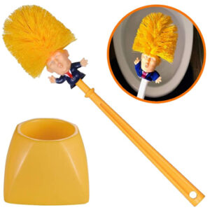 Escobilla wc Donald Trump Original diseño presidente EEUU