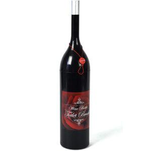 original escobillero baño botella vino